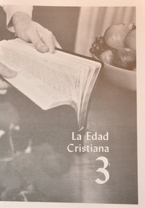 VBSS Selected Individual B&W Manuals (SPANISH) - Lesson 3 (507M) - Glad Tidings Publishing