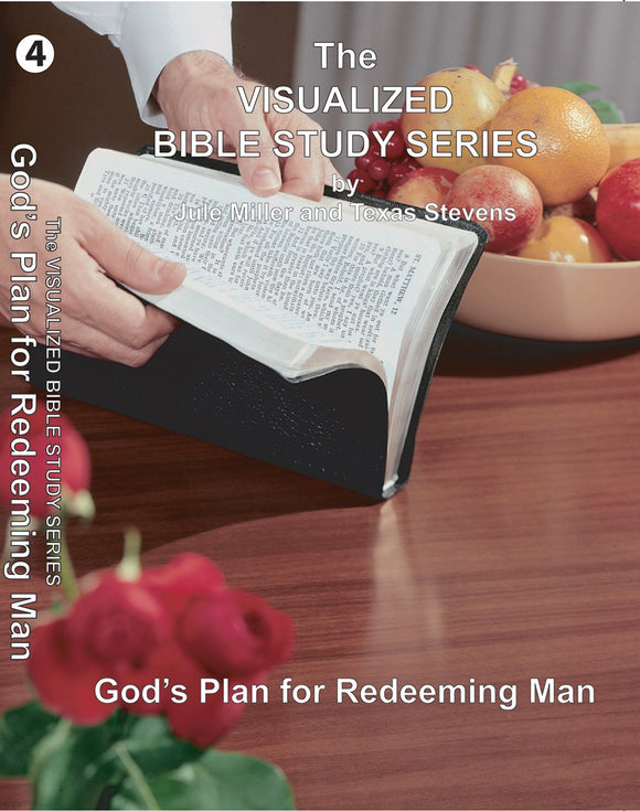 VBSS Visualized Bible Study Series Disc 4 God's Plan for Redeeming Man - Glad Tidings Publishing