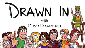 DRAWN IN - OPEN FORUM! - Where YOU get to share feedback and ideas with each other