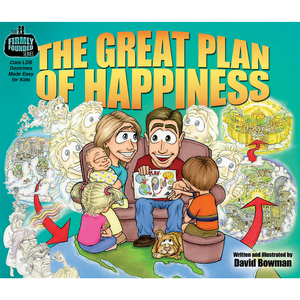 The Great Plan of Happiness Book