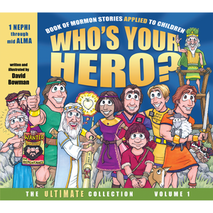 """WHO'S YOUR HERO?"" Volume 1"