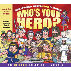 """WHO'S YOUR HERO?"" Volume 2"