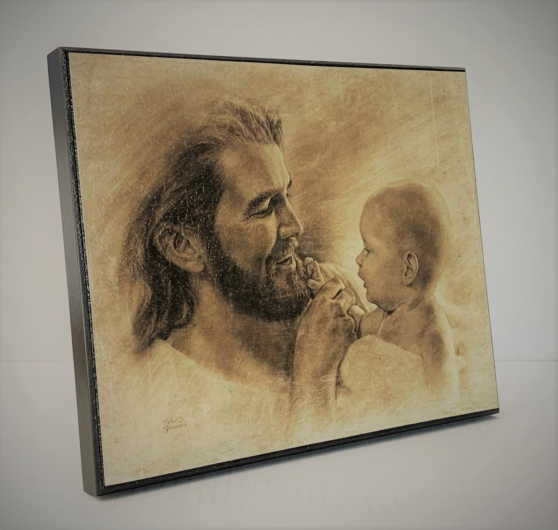 Precious Plaque - David Bowman Art