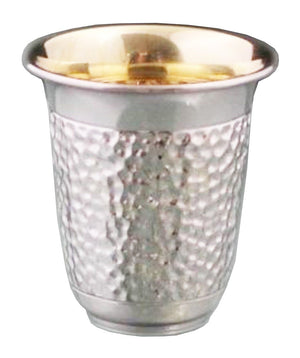 "Hammered 2.5"" Baby Cup"