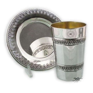 Classic Sterling kiddush Set