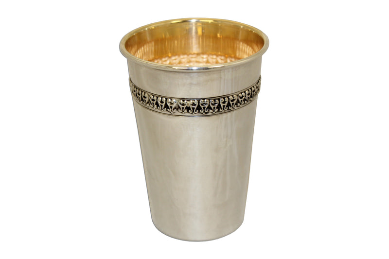 Filigree Sterling Cup