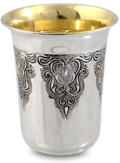 Damascus Chazon Ish Sterling Cup