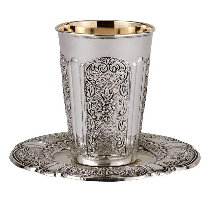 Costello Sterling Kiddush Set