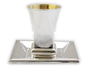 Bama Sterling Kiddush Set