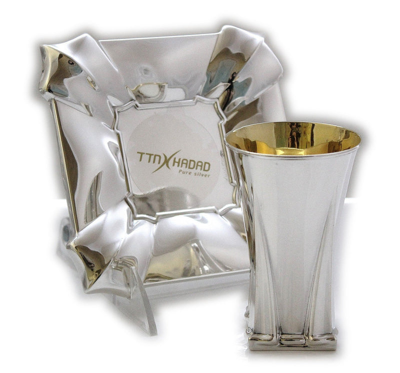 Gal Sterling Kiddush Set