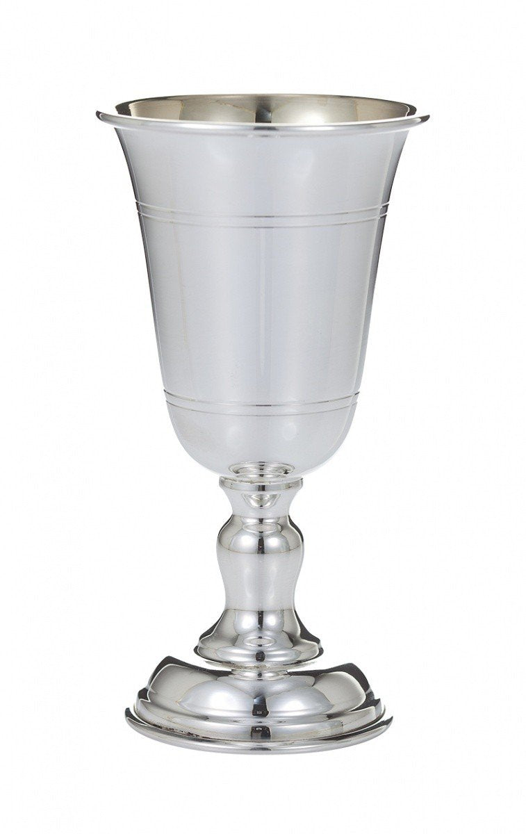 "Ben David 5.5"" Chalak Sterling Goblet"