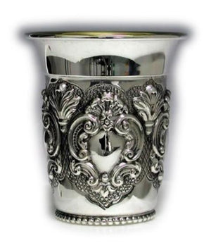 Porto Zecharia Sterling Cup