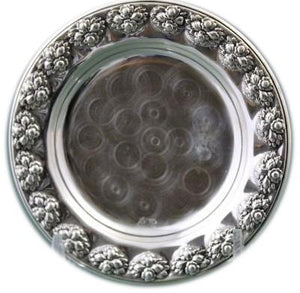 Vered Mini Sterling Coaster