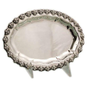 Vered Sterling Silver Liquor Tray