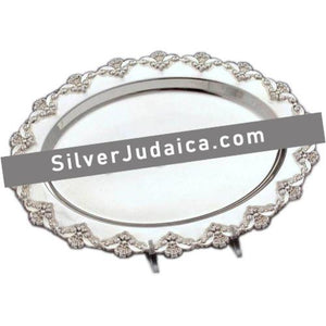 Porto Sterling Silver Liquor Tray