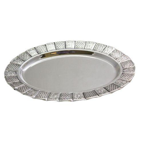 Medallion Sterling Silver Liquor Tray