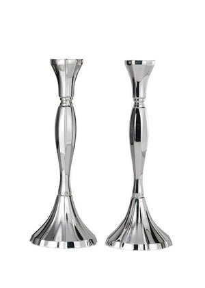 "Vilon 9.5"" Sterling Candlesticks"