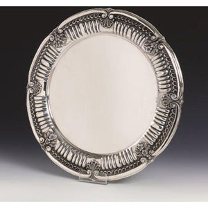 Prima Sterling Silver Candlestick Tray