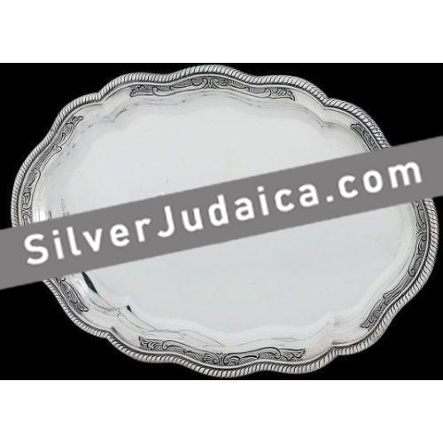 Universal Sterling Silver Liquor Tray