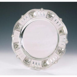 Austen Sterling Silver Candlestick Tray