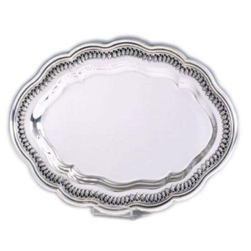 Filigree Sterling Silver Liquor Tray