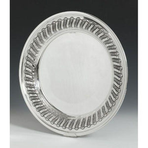 Veriente Sterling Silver Candlestick Tray