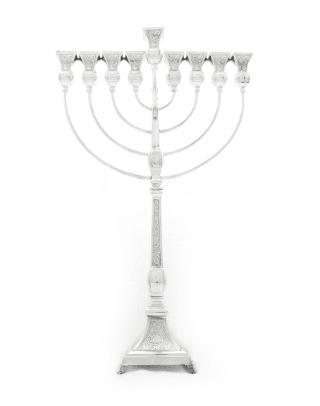 The Grand Modern Menorah