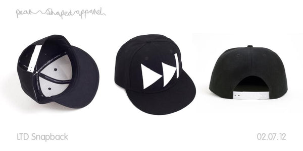 Pear Shaped FWD Snapback