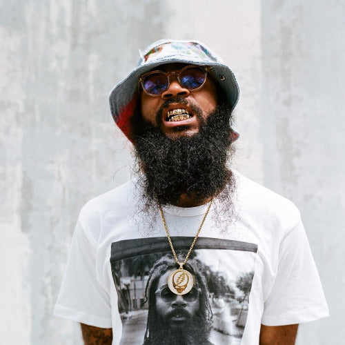 Flatbush Zombies are no strangers to teaming up with the fashion industries  finest 2b86671a127