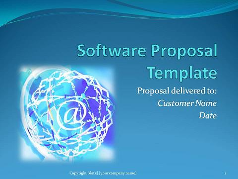 Software Proposal Template