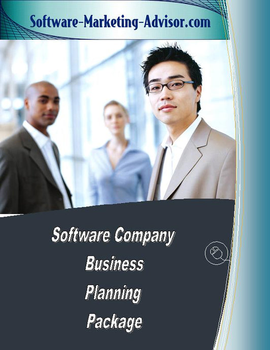 Software Company Business Plan Package