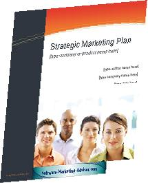 Software Marketing Plan Package