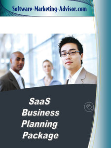 Software-as-a-Service SaaS Business Plan Package
