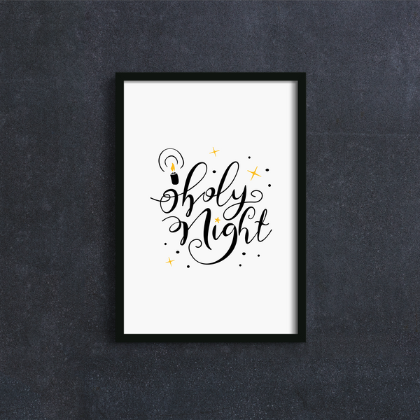 O Holy Night Poster