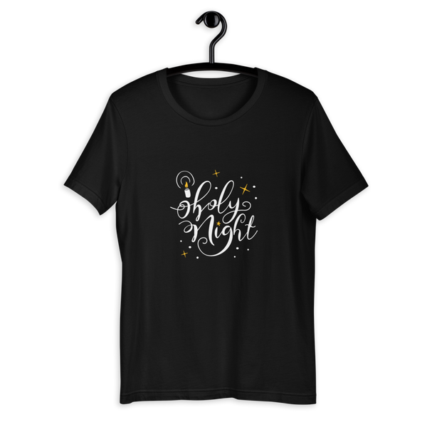 O Holy Night Unisex T-Shirt