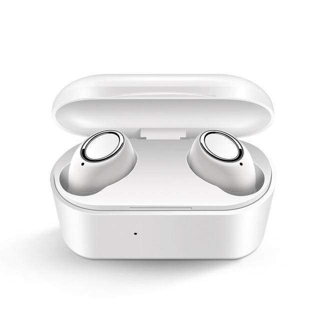3D Stereo Sound Bluetooth V5.0 Portable Wireless Earphone - Headphone