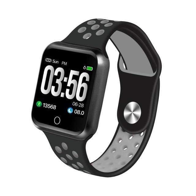 iOS & Android Waterproof Smartwatch