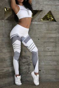 High Elastic Printed Leggings