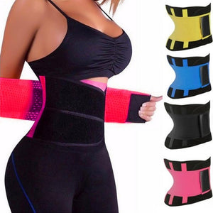 Waist Slimming Belt Body Shaper