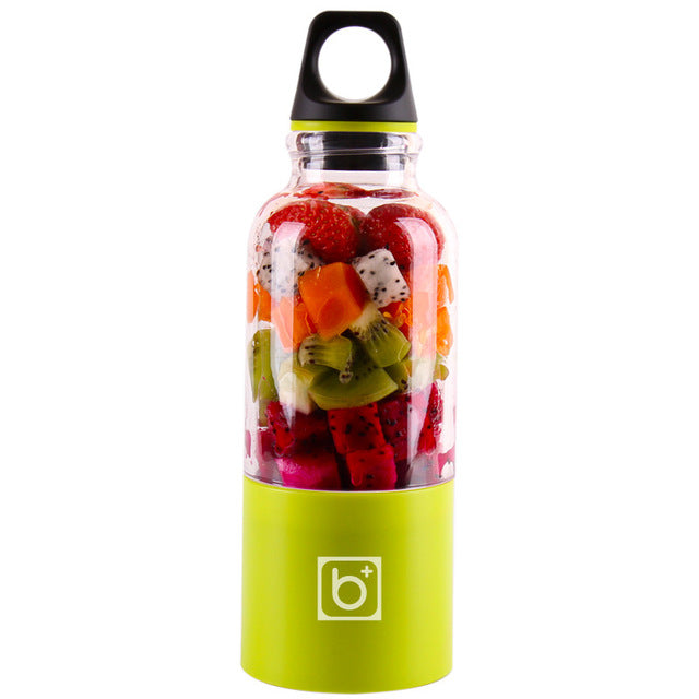 USB Rechargeable Blender Bottles