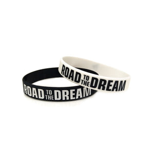"""Road to the Dream""Motivational Bracelets"