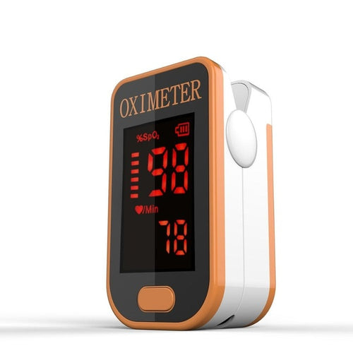 Fingertip Pulse Oximeter Finger