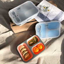 Load image into Gallery viewer, Collapsible Lunch Bento Box