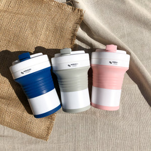 Reusable Collapsible Coffee Cup - 550ml