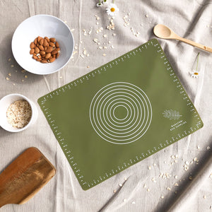 Reusable Non-Stick Baking Mat - 2pcs