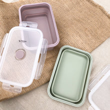 Load image into Gallery viewer, 800ml Collapsible Lunch Box