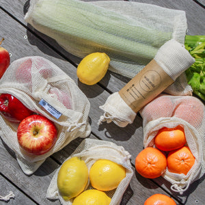 Mesh Produce Bag - Pack of 4pcs