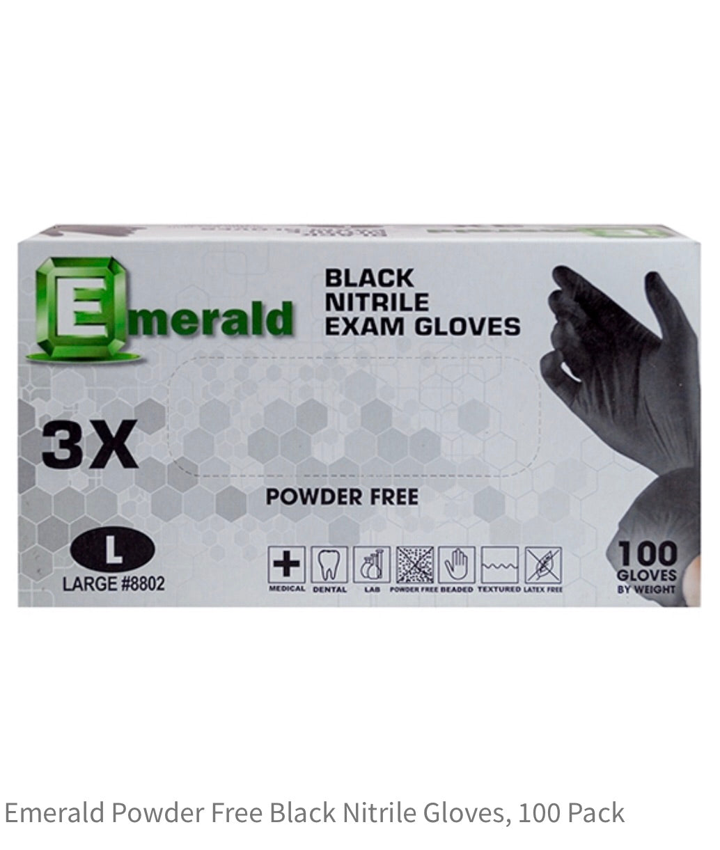 Nitrile gloves (disposable)