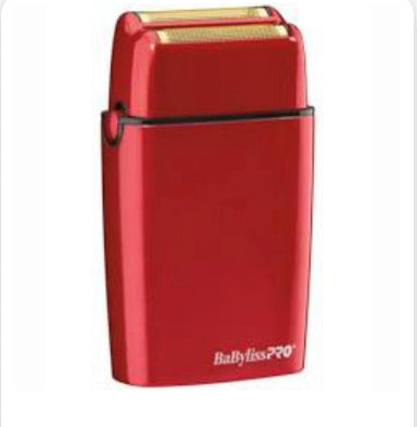 Babyliss red shaver