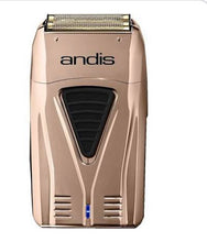 Load image into Gallery viewer, Andis ProFoil Lithium Titanium Foil Shaver - Copper